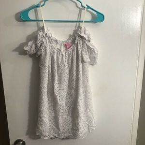 NWOT Lilly Pulitzer Marble top-off the shoulder